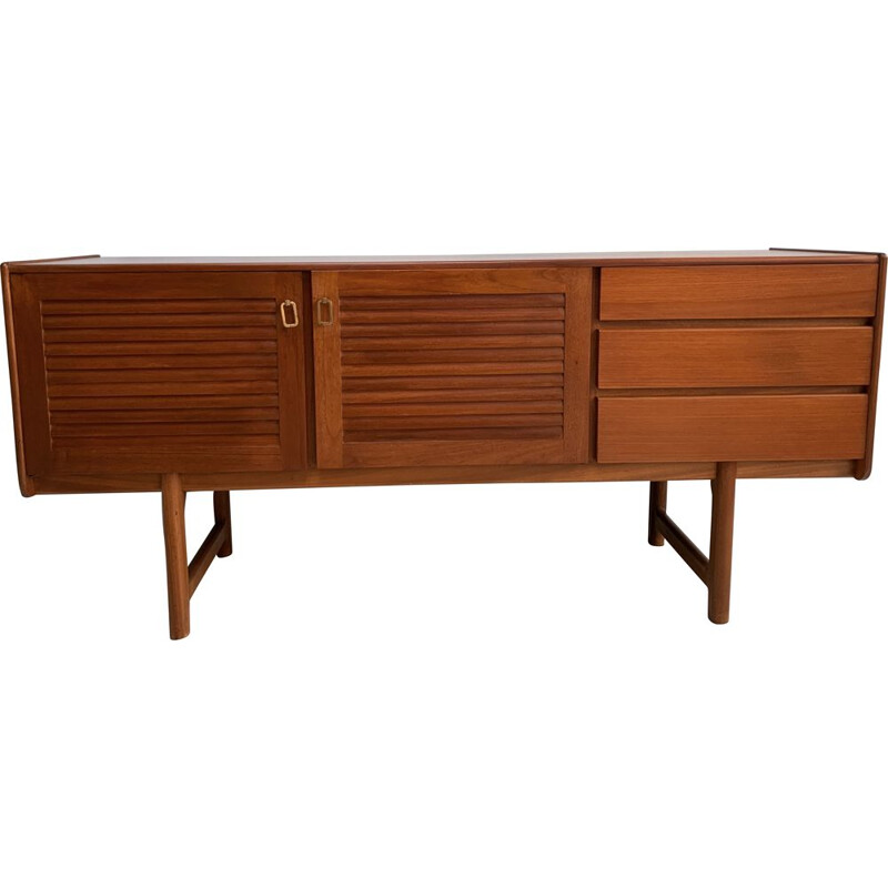 Vintage teak sideboard by McIntosh, 1960