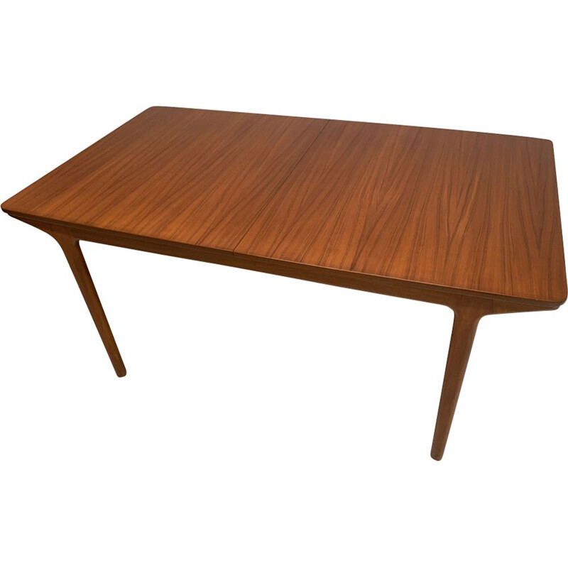 Vintage teak Mcintosh dining table, 1960