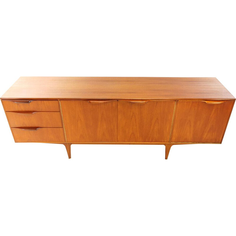 Vintage teak sideboard by Tom Robertson for McIntosh 1960s