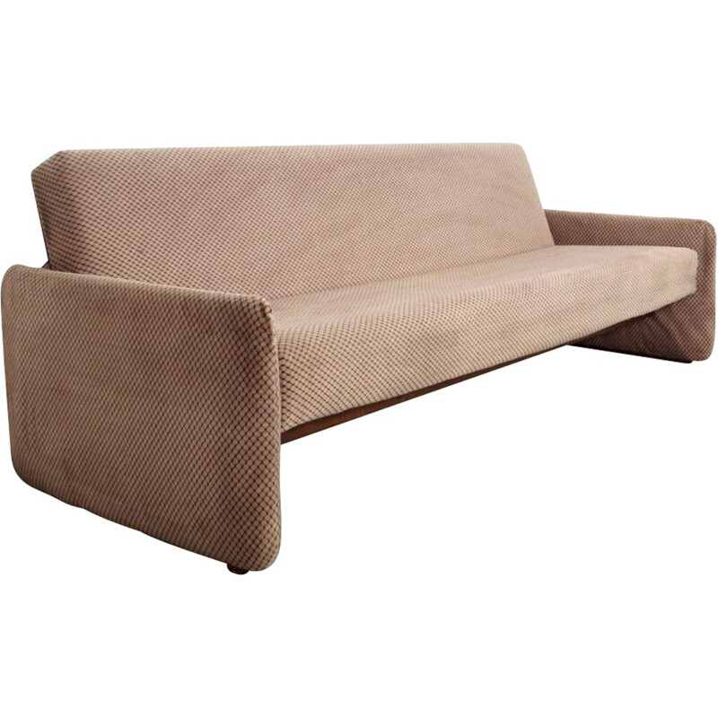 Vintage 3-seater sofa by Ubok, 1970