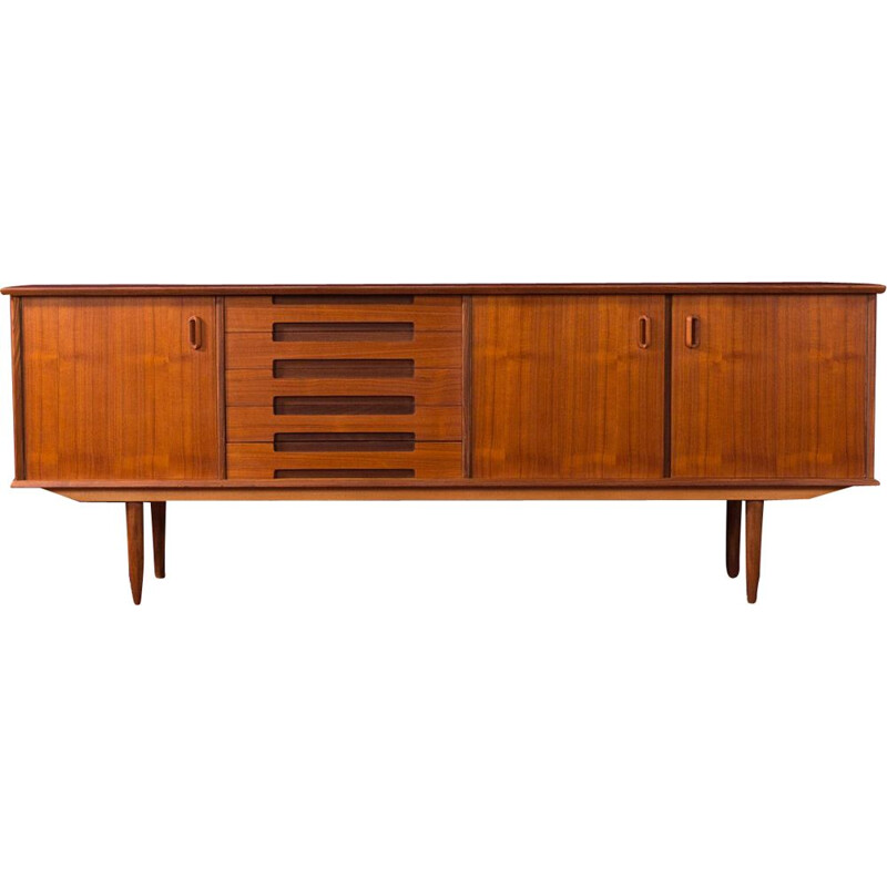 Vintage teak sideboard Germany 1960