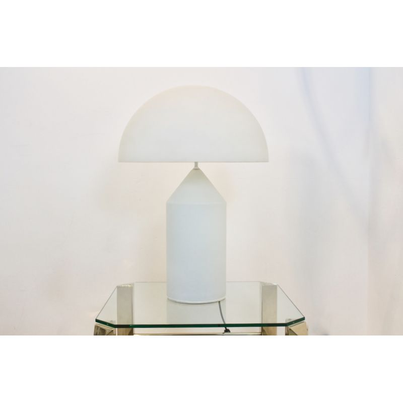 Atollo Glass Table Lamp By Vico