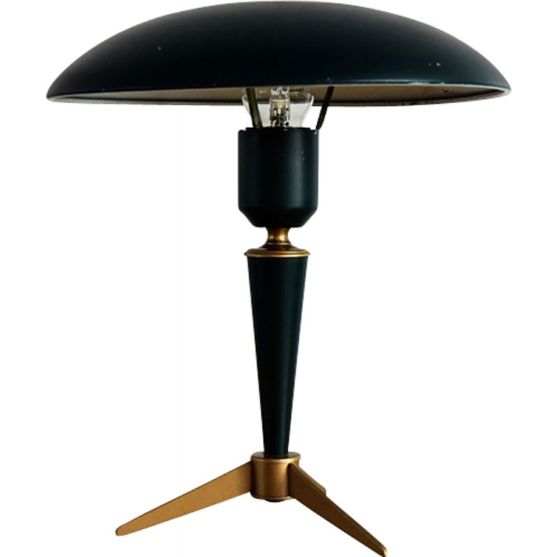 Vintage Philips table lamp by Louis Kalff, 1950s