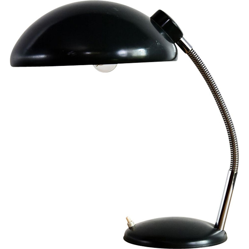 Vintage table lamp in the style of Christian Dell, 1950s