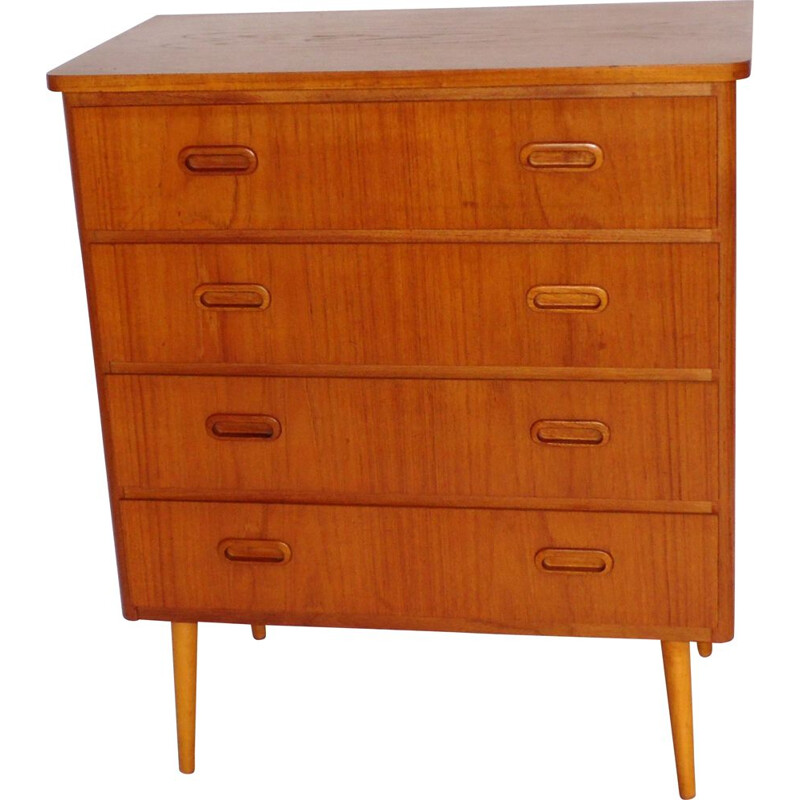 Vintage Scandinavian Chest of drawers, Sweden 1950