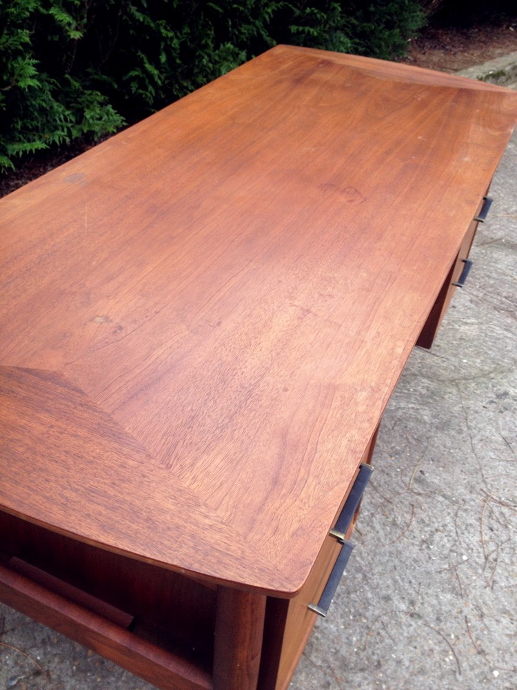 Teak Ramseur Furniture desk - 1960s - Design Market