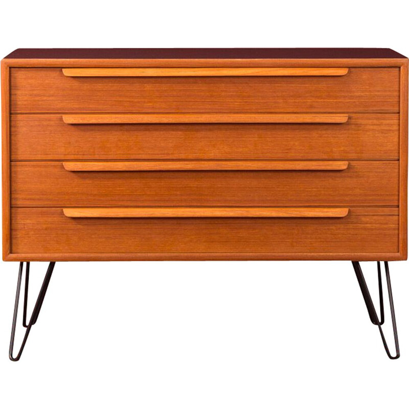 Vintage chest of drawers by WK Möbel, 1960s