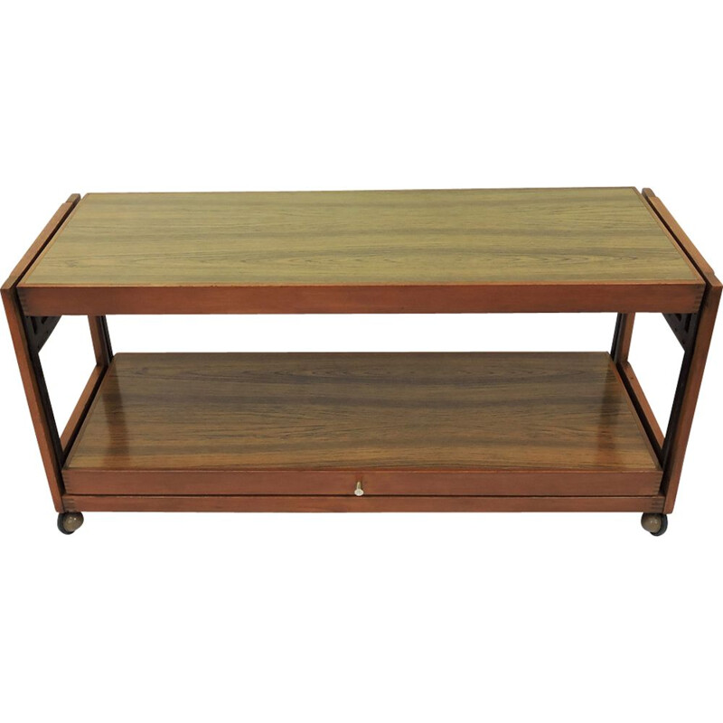 Vintage trolley table by Besway, 1970s