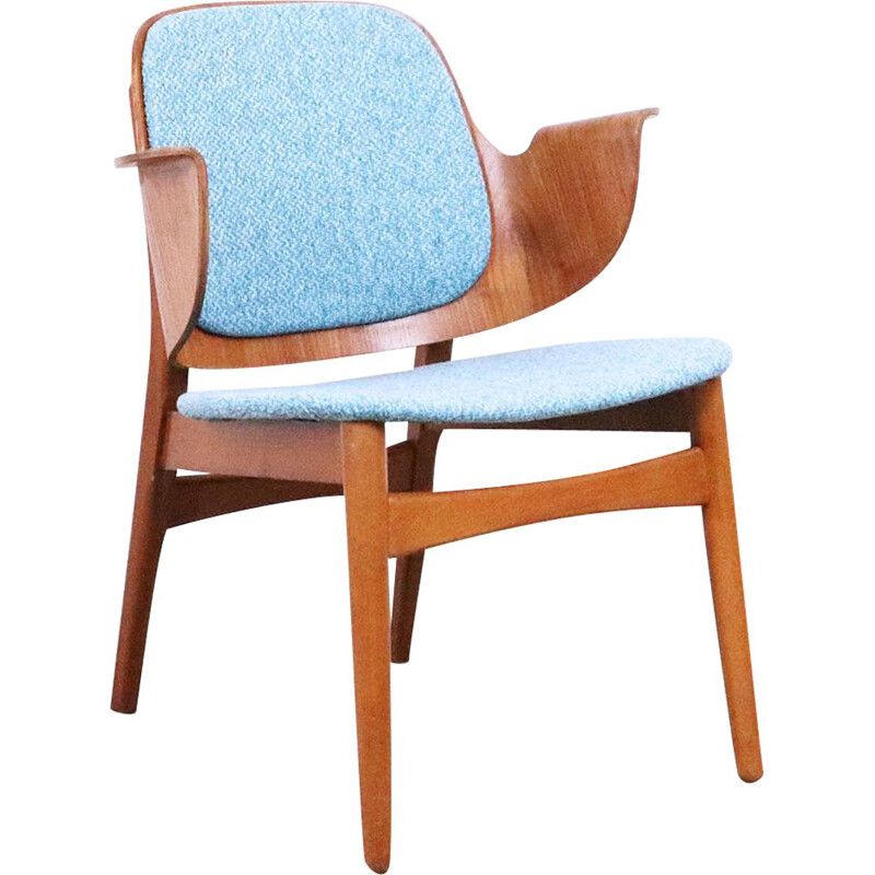 Vintage chair 107 by Hans Olsen, Denmark, 1957