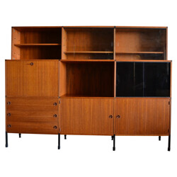 Vintage bookcase by ARP - 1960s