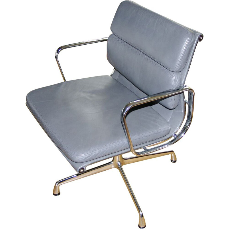Vintage office armchair by Eames for Vitra, post 2000