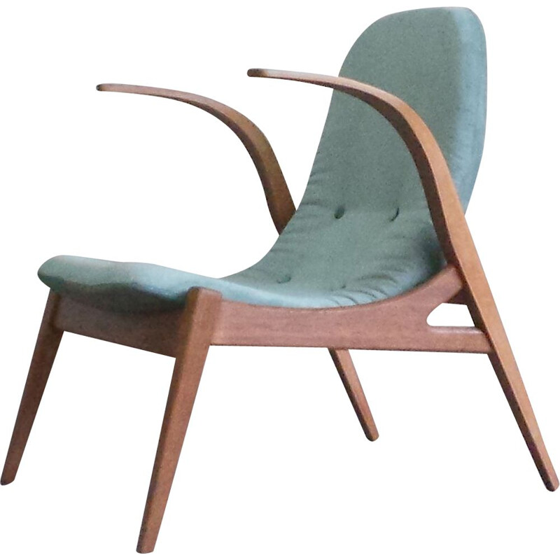 Vintage Children Armchair by Uluv, 1960s