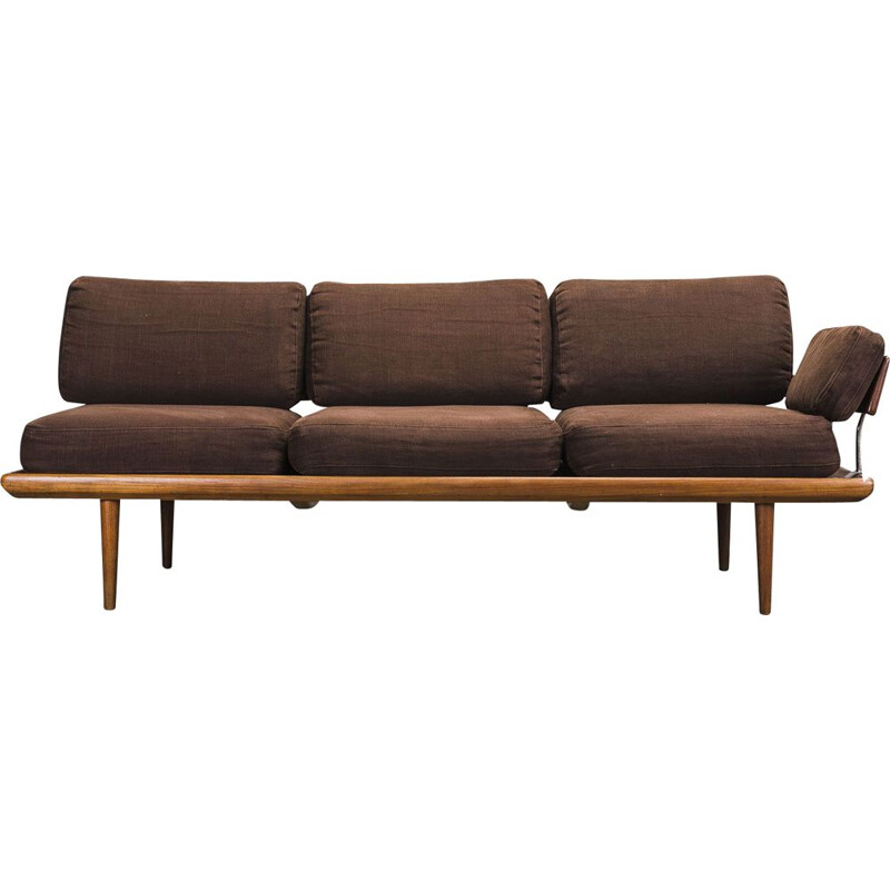 Vintage Minerva Sofa by Peter Hvidt & Orla Mølgaard-Nielsen for France & Søn, 1950s