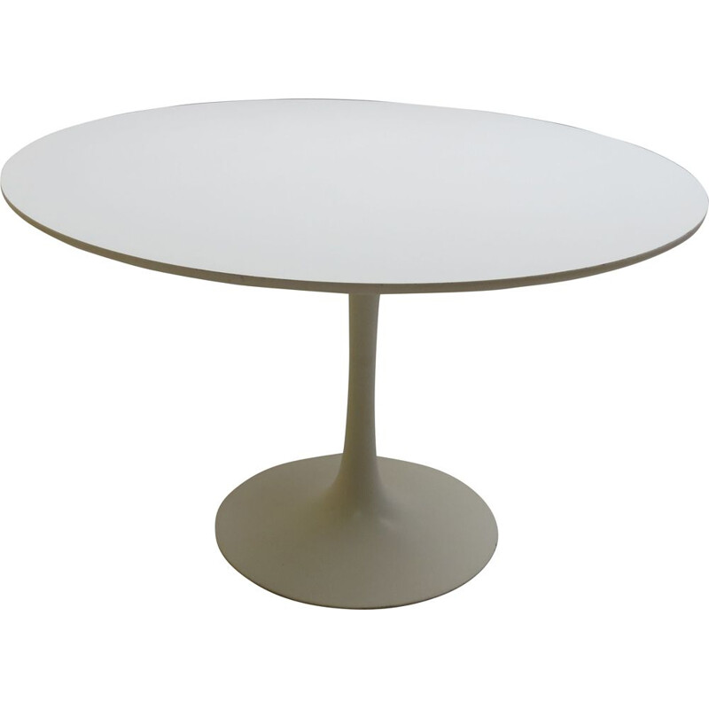 Vintage Tulip dining table by Maurice Burke For Arkana Uk, 1960s