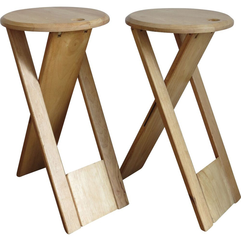 Vintage Suzy stool by Adrian Reed for Princes Design Works, 1980s