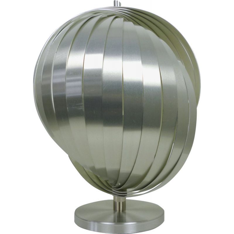 Lamella vintage lamp by Henri Mathieu for Mathieu Lighting, France, 1970s