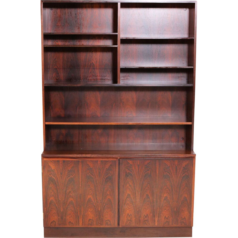 Vintage rosewood cabinet by Gunni Omann for Omann Jun