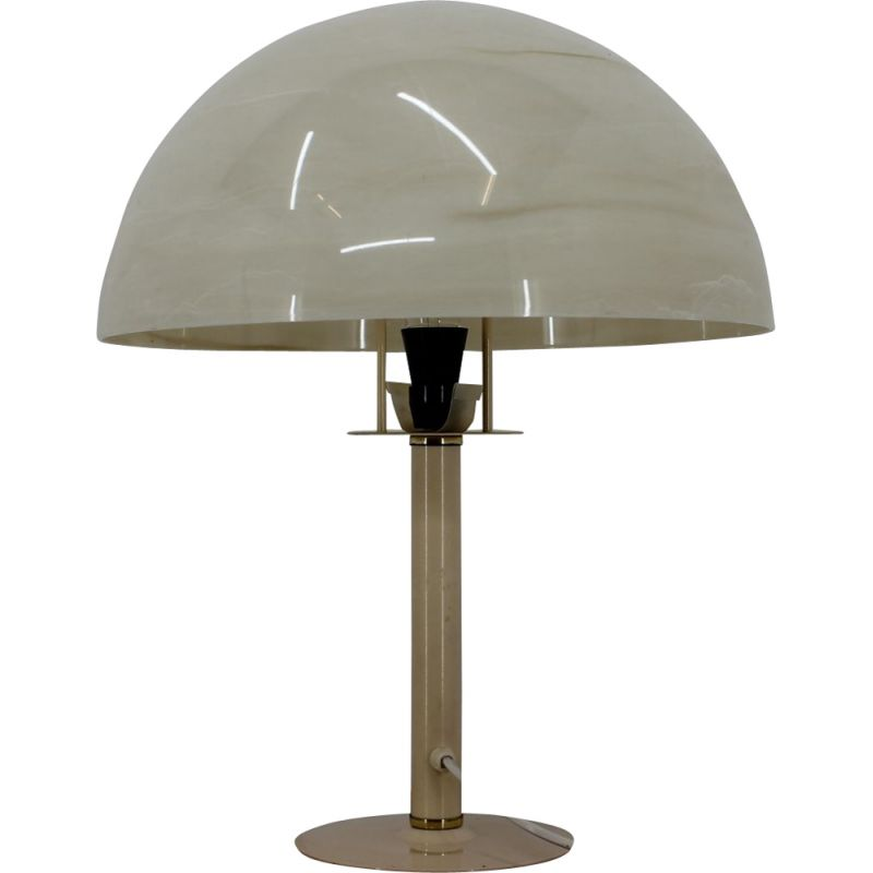 Vintage mushroom table lamp, Germany, 1970