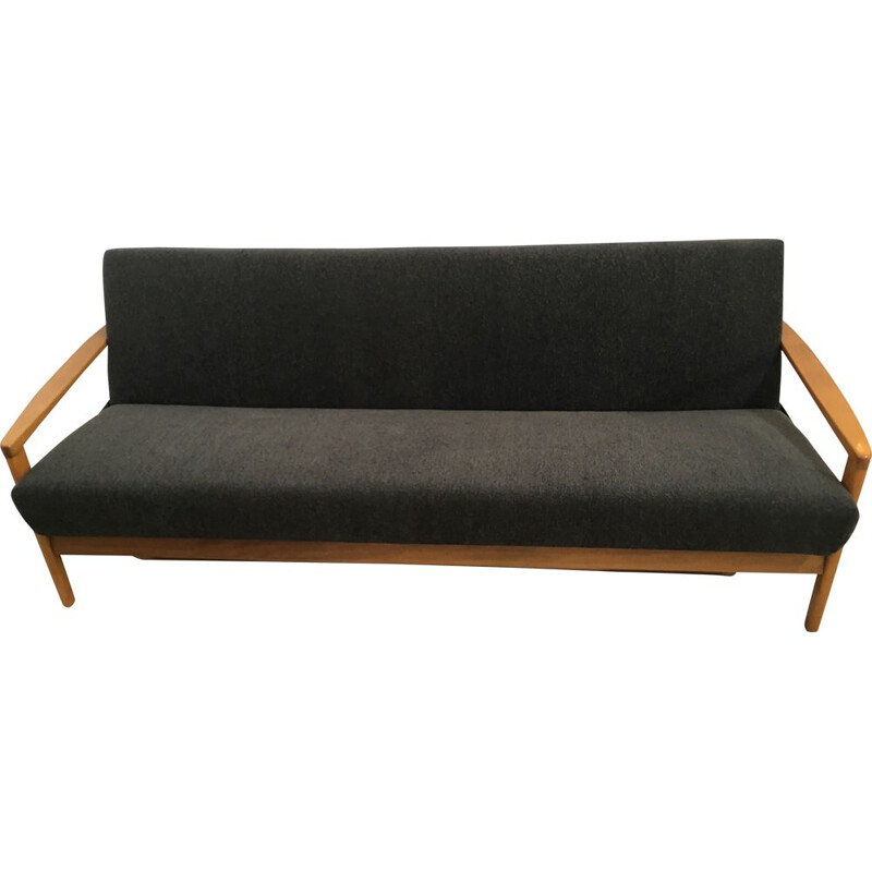 Vintage walter Knoll daybed seat sofa 1960
