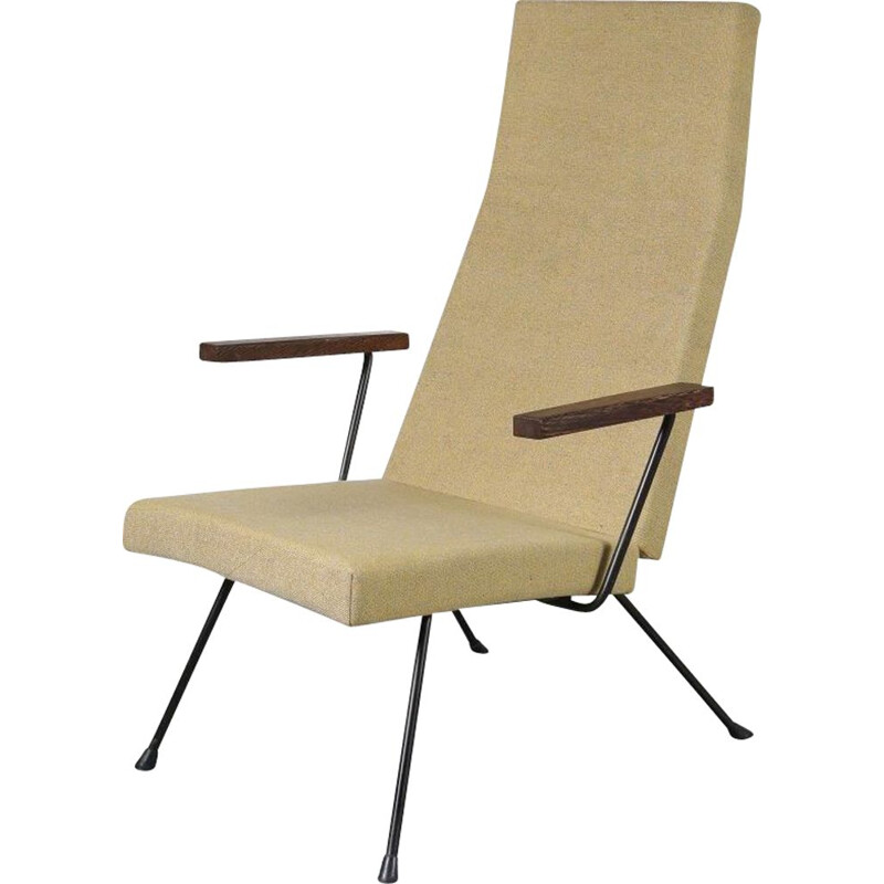 Vintage model 1410 chair, André Cordemeijer 1950