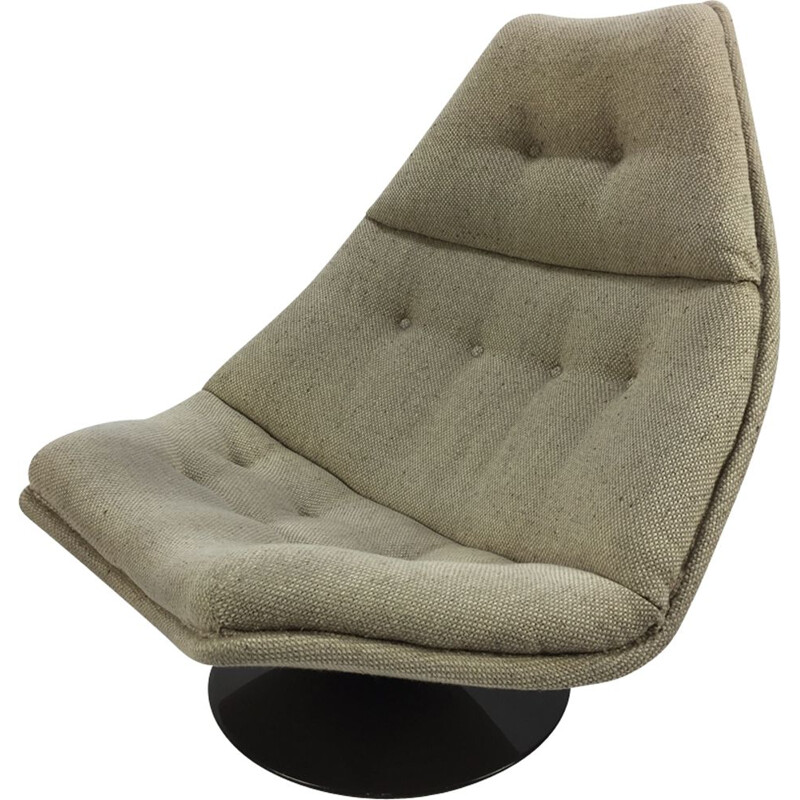 Vintage lounge chair by Geoffrey Harcourt for Artifort, 1970s