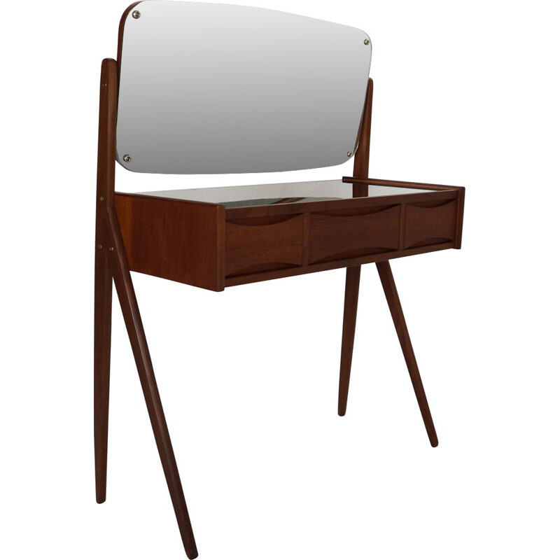 Vintage dressing table by Arne Vodder, Denmark, 1950s