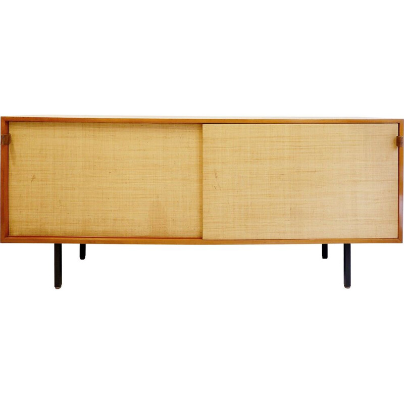 Vintage sideboard model 116 by Florence Knoll For Knoll International 1950