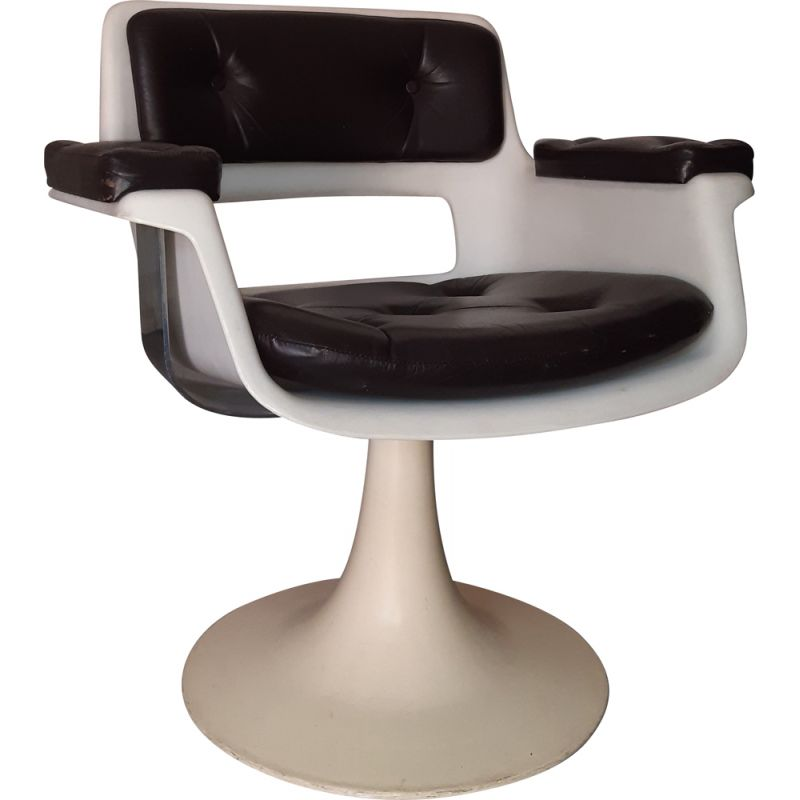 Vintage armchair by Albert Jacob for Grossfilex, 1970