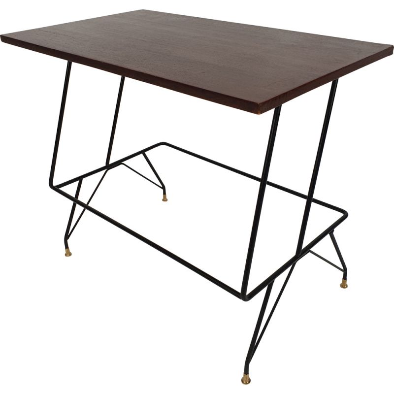 Vintage Coffee Table by Mobili Pizzetti Roma, Italy 1950