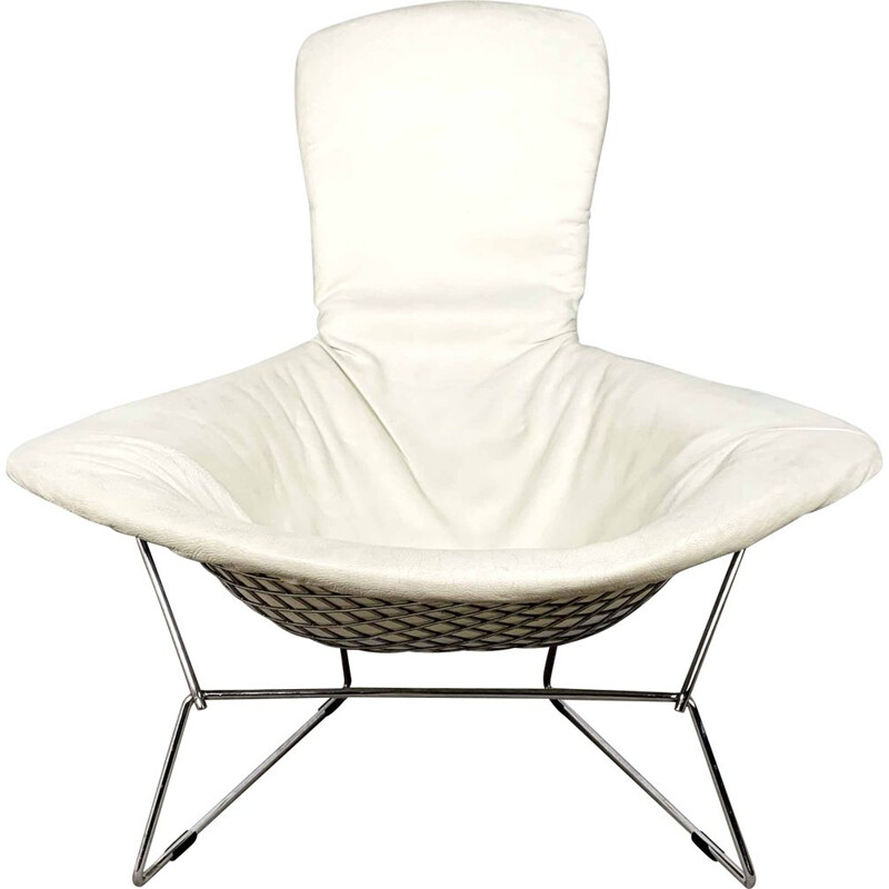 Vintage Bird Lounge Chair by Harry Bertoia for Knoll, 1970s
