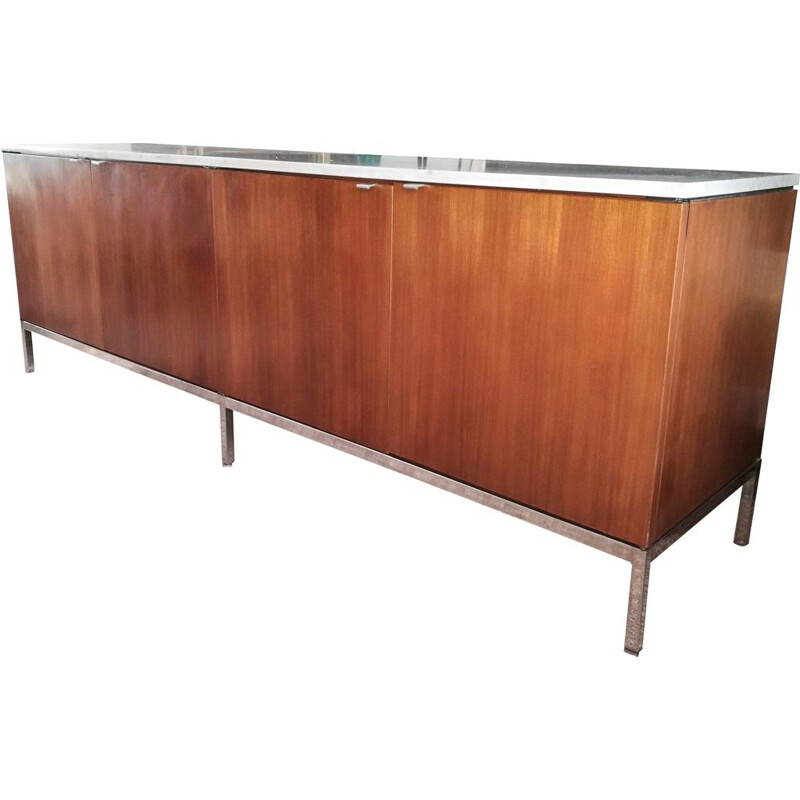 Vintage sideboard by Florence Knoll, 1970