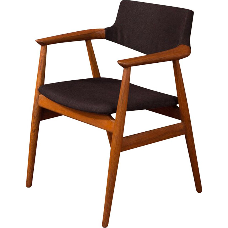 Vintage armchair by Svend Aage Eriksen for Glostrup 1960