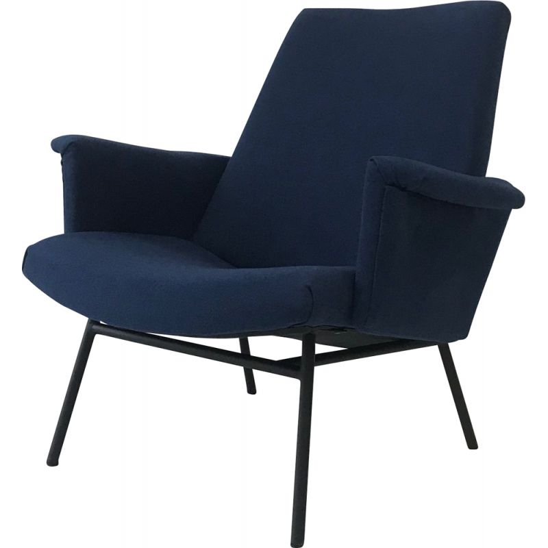 Vintage armchair by Pierre GUARICHE, Model SK 660, 1950