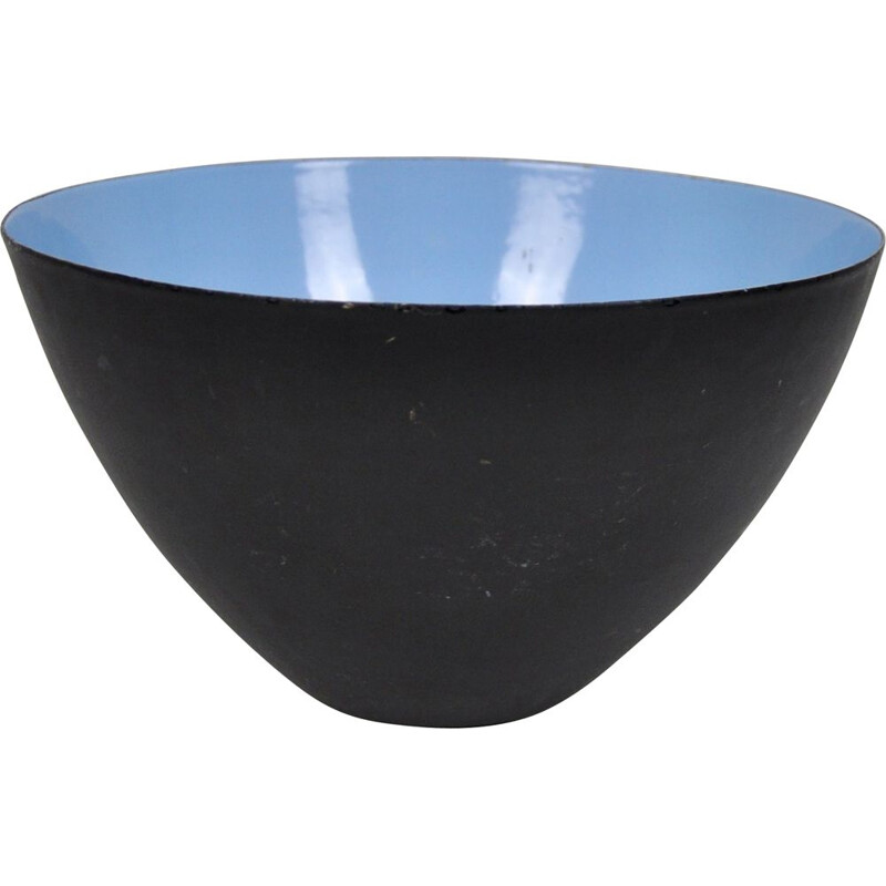 Danish Bowl by Krenit Denmark 1960S