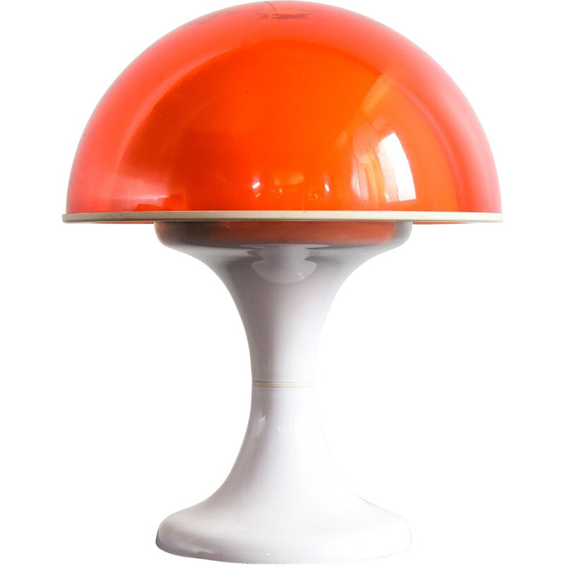 Mushroom lamp from the 1970's