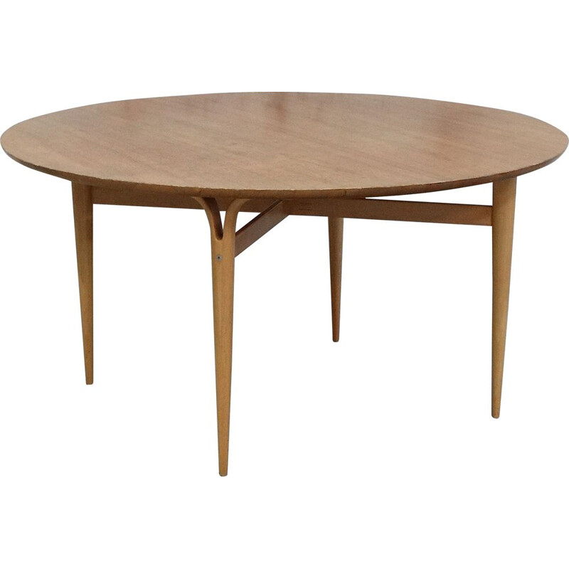 Mid Century Coffee Table by Bruno Mathsson 1960