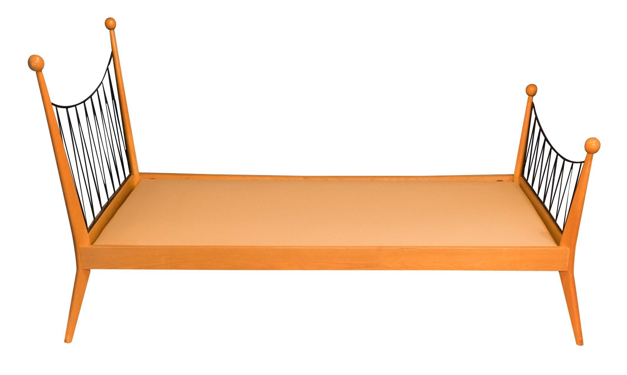 lit et table de chevet fran ais des ann es 50 design market