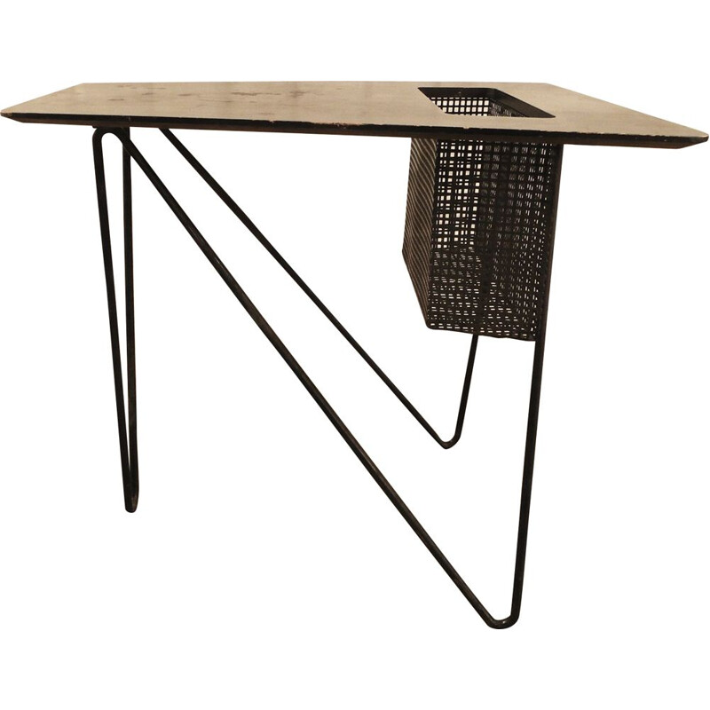 Cees Braackman vintage side table for Pastoe, 1950s