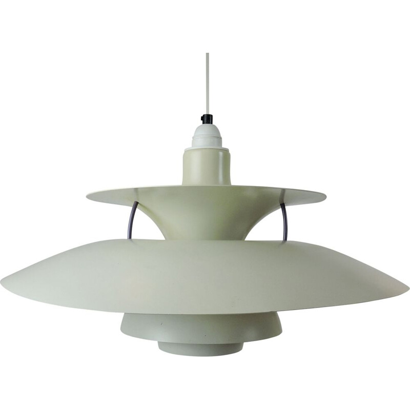 Mid-Century PH5 Pendant Lamp by Poul Henningsen for Louis Poulsen, 1970s