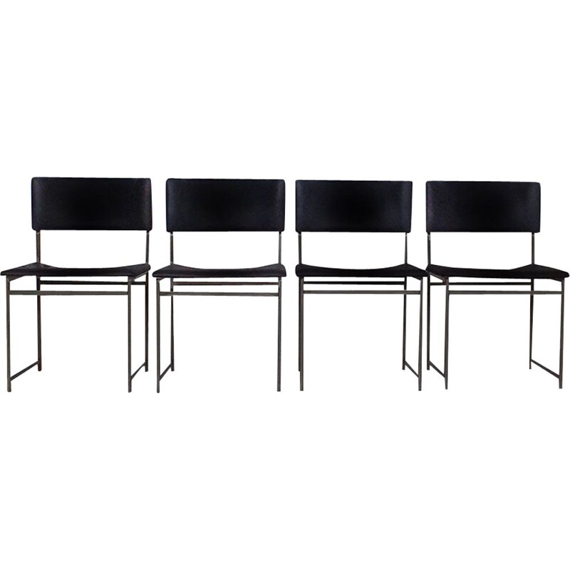 Set SM08 dining chairs – Pastoe
