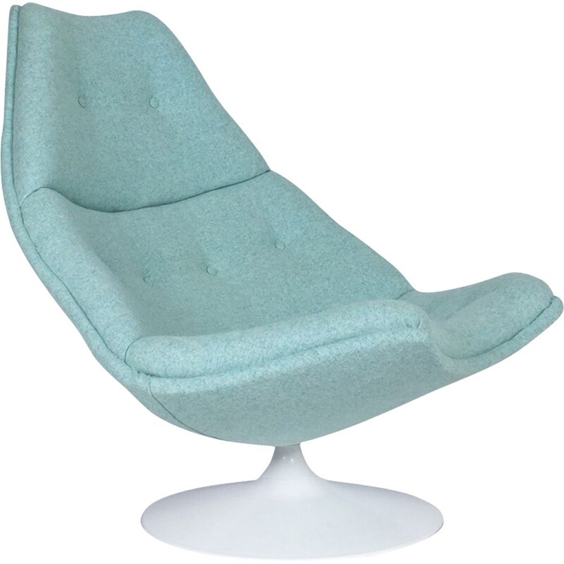 Swivel armchair F590 – G. Harcourt – Artifort