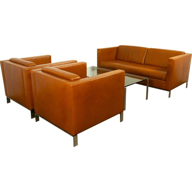 Vintage Living Room Set by Norman Foster for Walter Knoll, 2000s