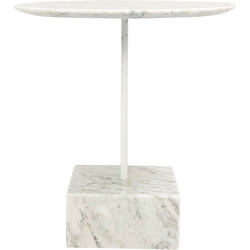 Primavera vintage side table by Ettore Sottsass for Ultima Edizione