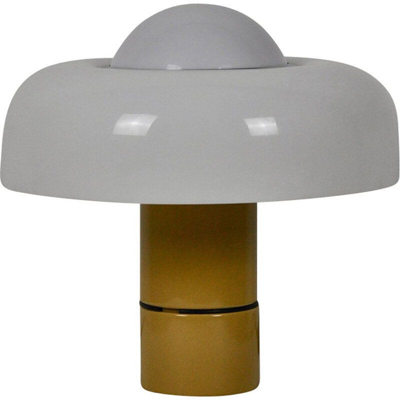 Vintage Brumbury Table Lamp by Luigi Massoni for Harvey Guzzini, 1970