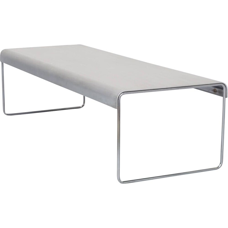 "Vintage white  ""zap254"" coffee table by Piero Lissoni for Cassina"