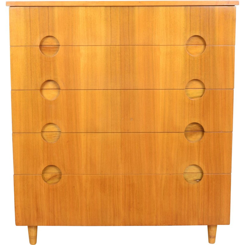 Vintage German Chest of Drawers, 1970s