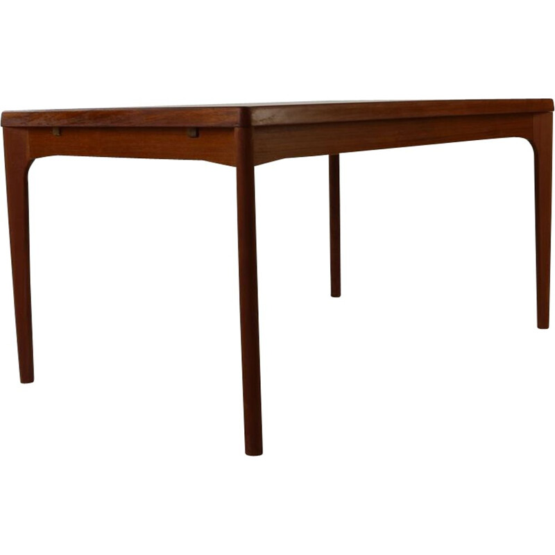 Vintage extensible teak dining table, Denmark
