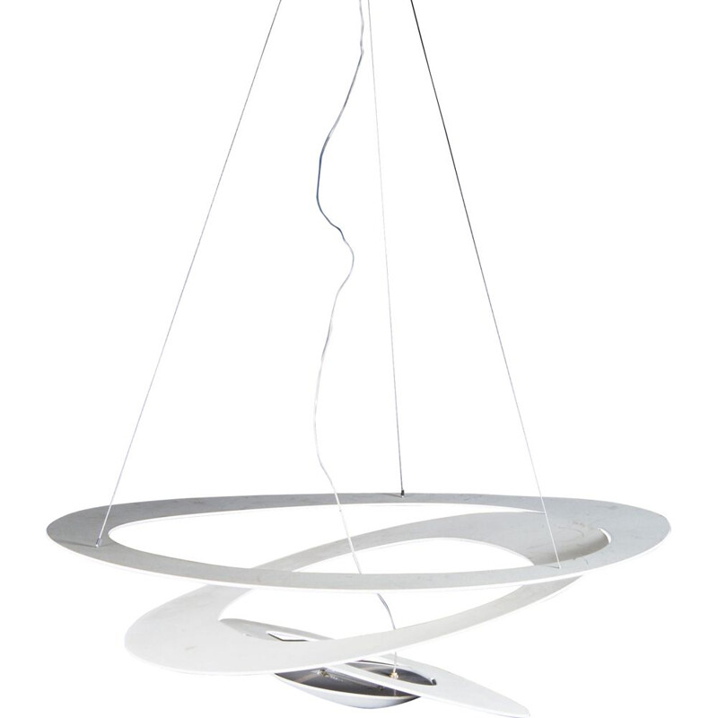 "Vintage Artemide ""Pirce""  hanging lamp by G.M. Scutella"