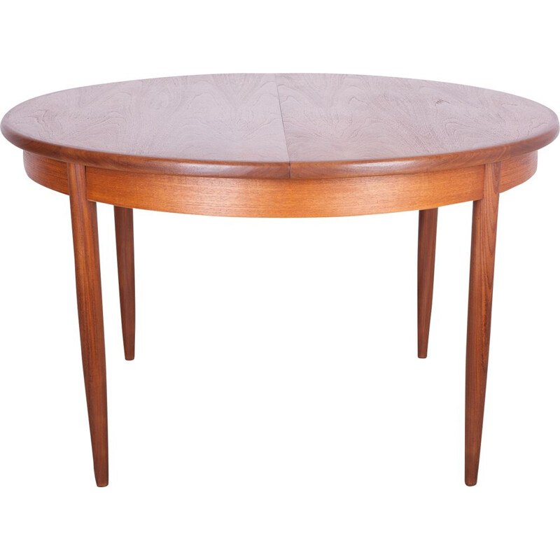 Teak vintage Fresco dining table from G-Plan, 1960s