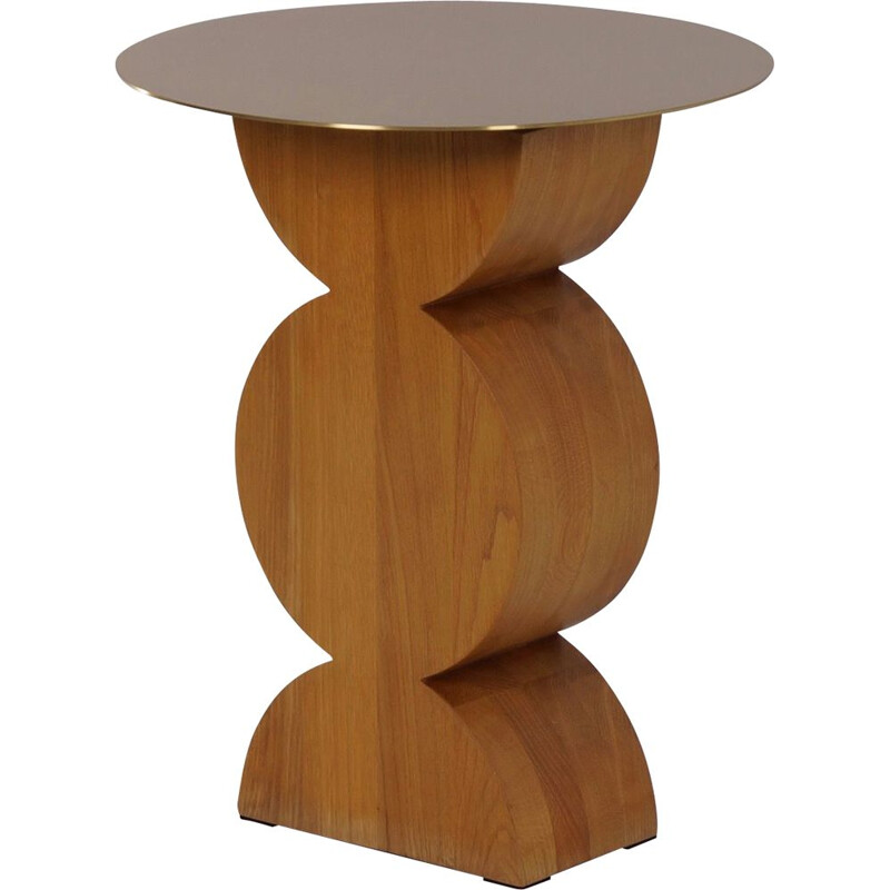 Vintage Constantin Side Table by Dino Gavina for Simon, 2000s